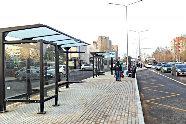 Реконструированный участок проспекта Победы – в нацпроекте «Безопасные и качественные автомобильные дороги».