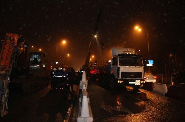 В Тюмени провалом на Харьковской заинтересовалась областная прокуратура