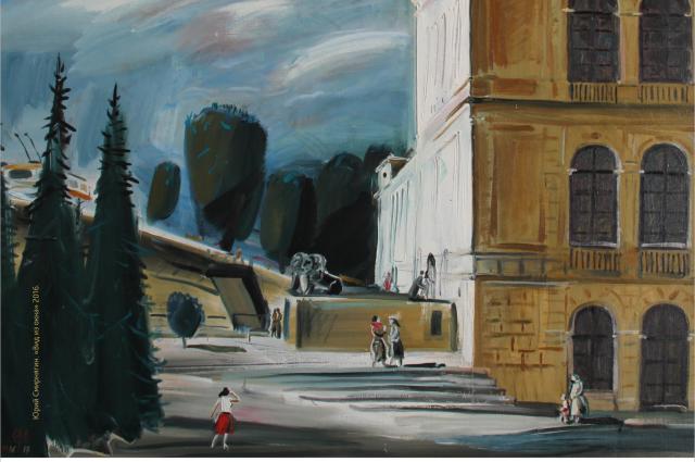 Калининградские художники отчитаются о проделанной за год работе
