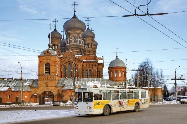 Индекс качества городской среды в Иванове - 171 балл