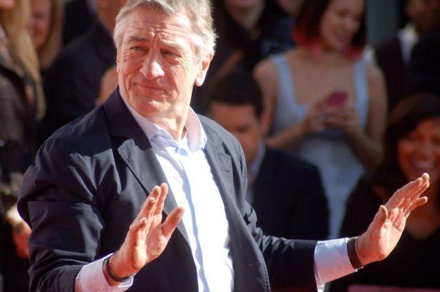 Гильдия киноактеров наградит Роберта Де Ниро за выдающиеся достижения