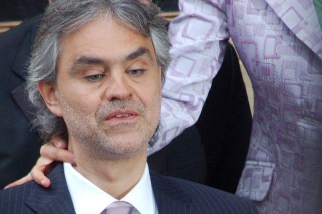 Бочелли встал на защиту обвиненного в домогательствах Пласидо Доминго