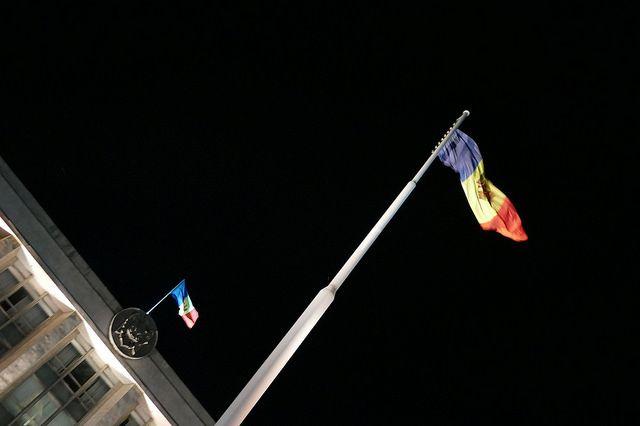 Посольство РФ выразило обеспокоенность политическим кризисом в Молдавии