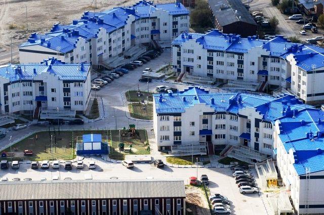 На Ямале планируют расселить миллион квадратных метров аварийного жилья