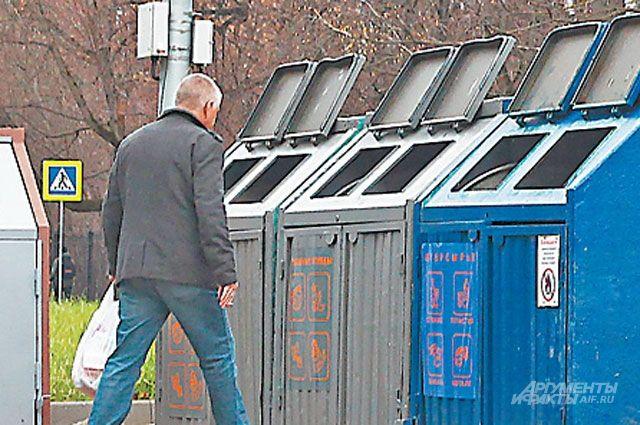 В Тюльганском р-не в 14 территориях нет мусорных площадок.