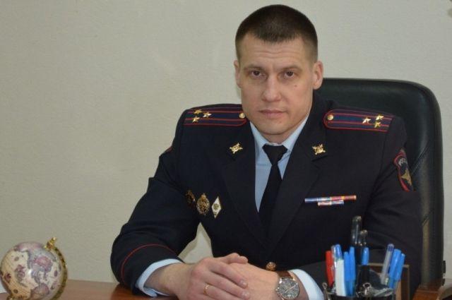 Вместо Александра Спиридонова начальником УМВД по Сыктывкару стал Александр Березин.
