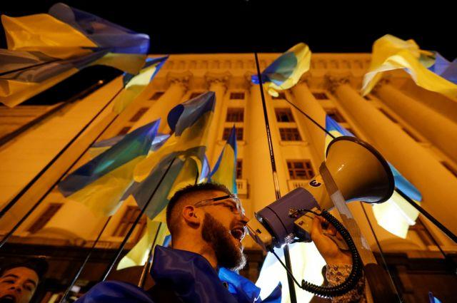 Киев разработал концепцию национального правосудия для возвращения Крыма