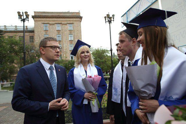 Алексей Текслер уверен, что вузы помогут региону диверсифицировать экономику.