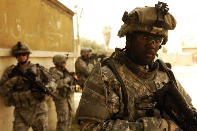 СМИ: армия США заняла несколько нефтяных месторождений в Сирии