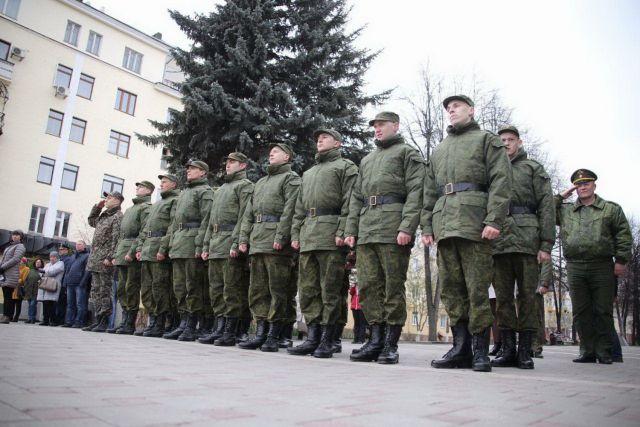 Партия «Слуга народа» готовит законопроект об отмене призыва в армию