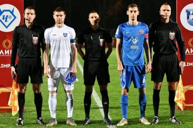 ФК «Балтика» проиграл на выезде «Чертаново»