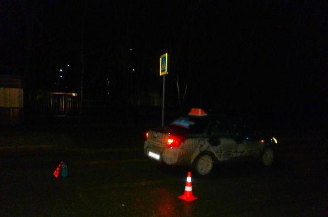 В Ижевске женщина-водитель сбила маму с 5-летним ребенком