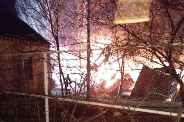 Пожар на военном складе под Винницей: военная прокуратура открыла дело