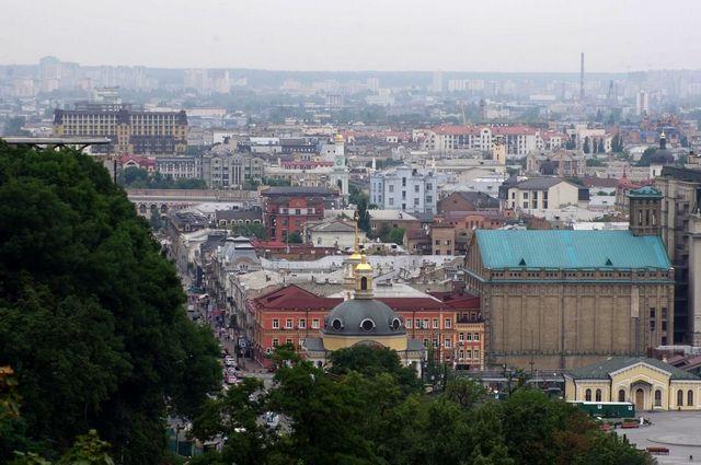 Миссия МВФ начала работать на Украине