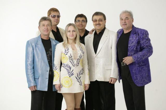 Тюменцы услышат новые песни ВИА «Синяя птица»