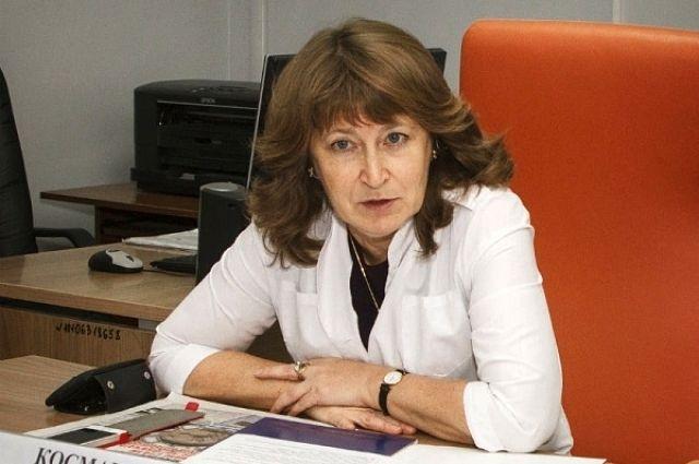 Профессор, доктор медицинских наук Елена Космачёва - практикующий кардиолог и врач функциональной диагностики.