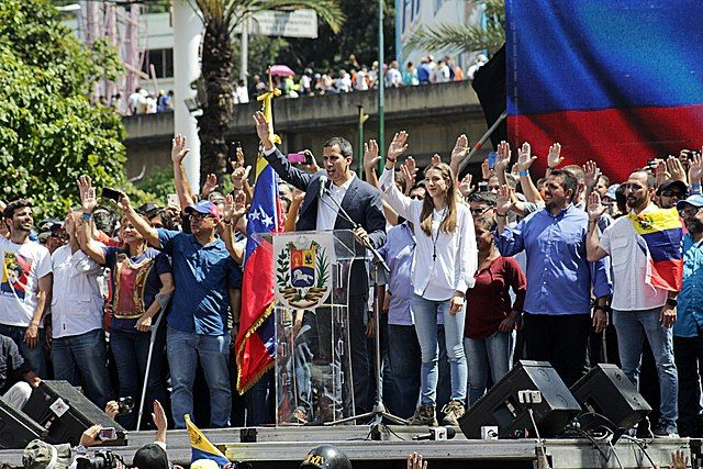 Новые власти Боливии признали Гуайдо президентом Венесуэлы