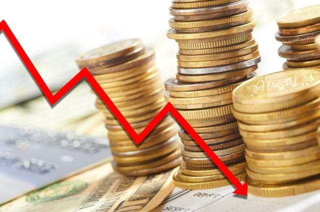 Рост экономики Украины замедлился