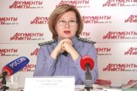 Елена Смаркалова.