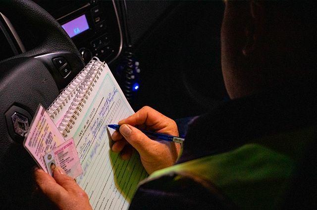 Нарушителей штрафуют и составляют административные протоколы.