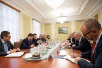 Владимир Зеленский встретился с послами «Большой семерки»: что известно