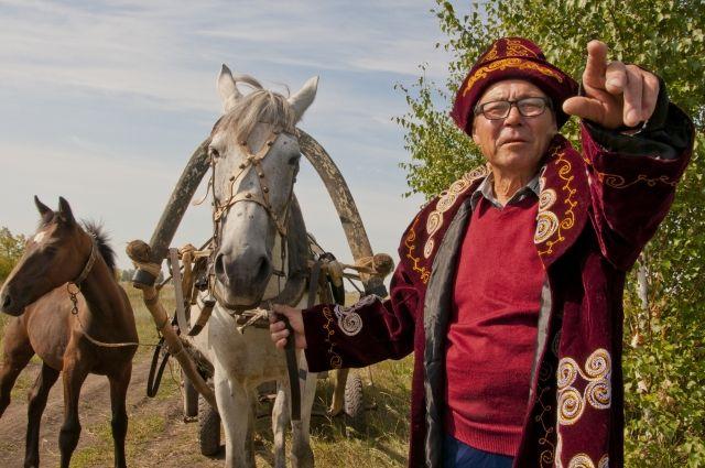 В аул Каразюк проводят этнотуры.
