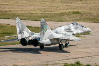 Украинская армия получила модернизированный истребитель МиГ-29