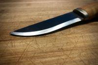 Обвиняемый избил руками и ногами женщину и мужчину, после чего кухонным ножом перерезал обоим горло.