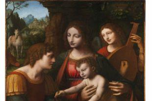 Картина ученика Леонардо да Винчи ушла с молотка за более чем €2 млн