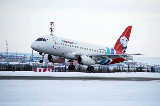 На Ямале назвали самые популярные авиа направления