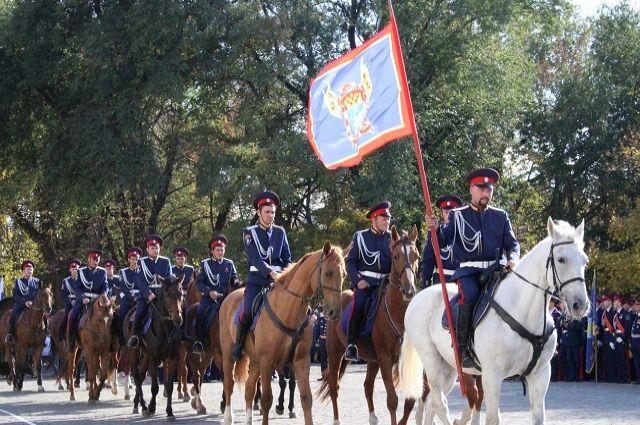 Из Егорылкского района уходили казаки на войну с Наполеоном