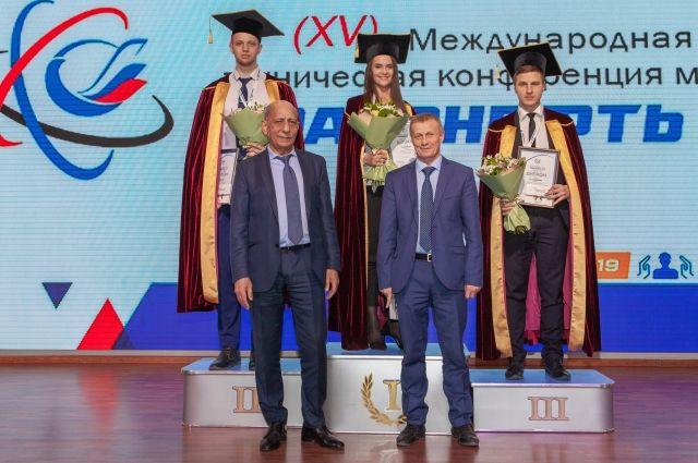 Специалисты из Тюменской области стали лучшими в научных-разработках