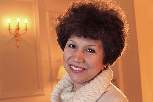 Наталья Нурмухамедова.