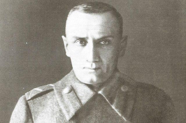 Последняя фотография Колчака. После 20 января 1920 г.