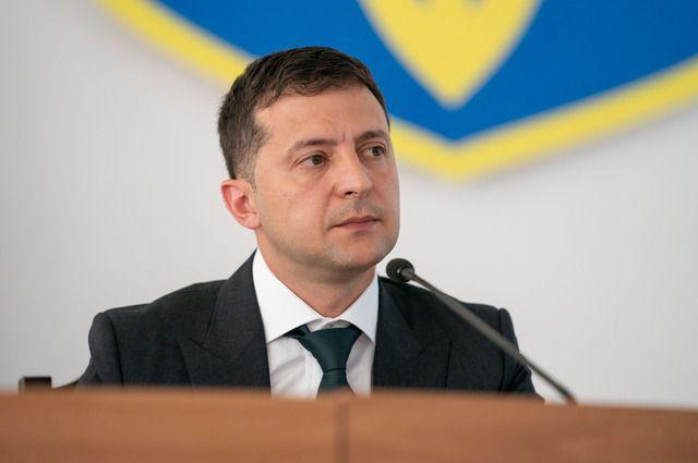 Зеленский рассказал об основной цели открытия КПП на границе с Крымом
