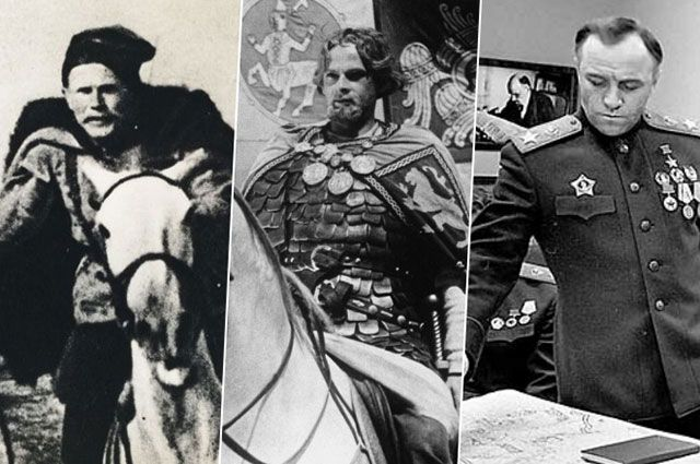 Переход на личности. Какие актёры дали свою внешность историческим деятелям photo