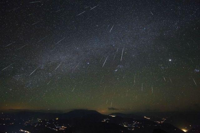 Звездный дождь: когда украинцы смогут увидеть звездопад Леониды