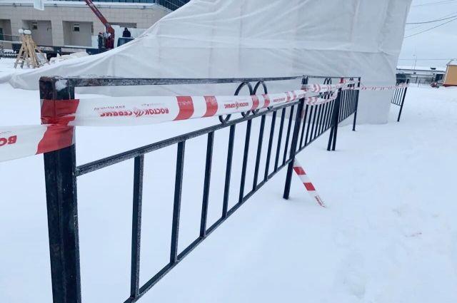 В Салехарде приступили к проверкам безопасности на стройках