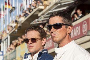 Мэтт Дэймон почувствовал скорость на съёмках фильма «Ford против Ferrari»