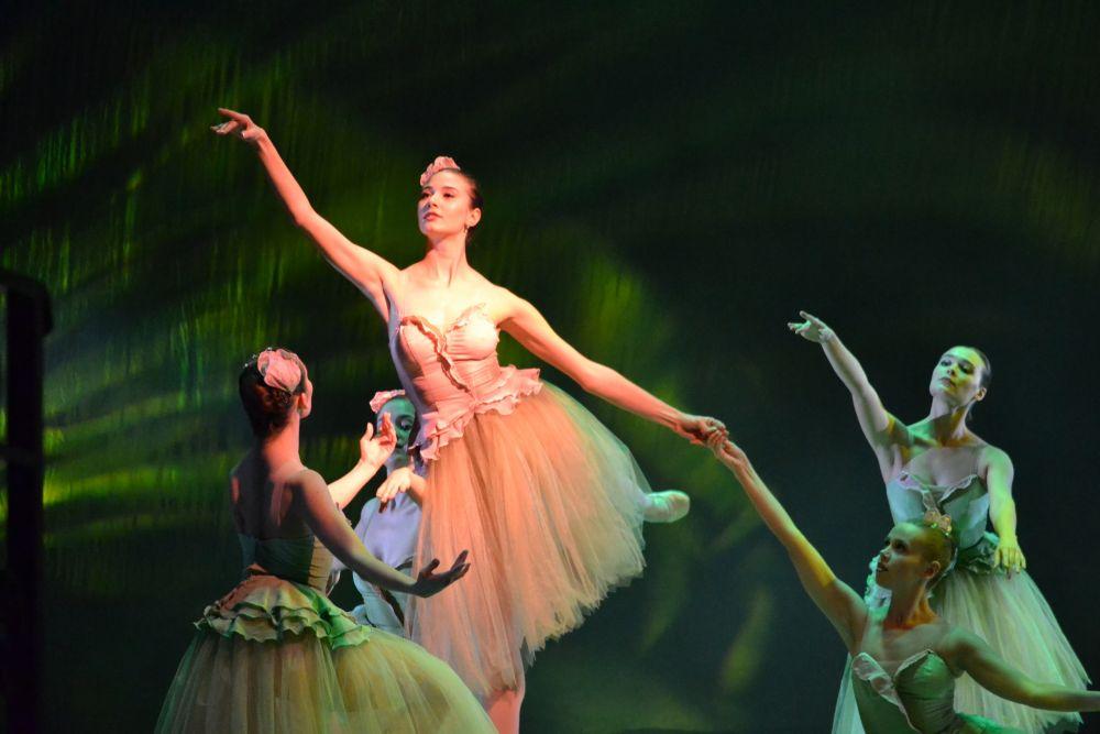 Несколько месяцев весь коллектив театра усиленно готовился к премьере - репетиции сменялись репетициями, цеха шили костюмы, готовили свет и декорации.
