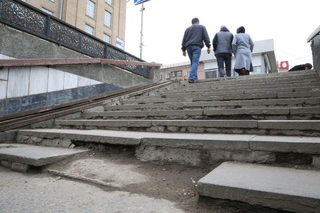 В Оренбурге на проект перехода у остановки «Пролетарская» потратили 15 млн?