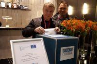 Тюменец стал наблюдателем на выборах в Белоруссии