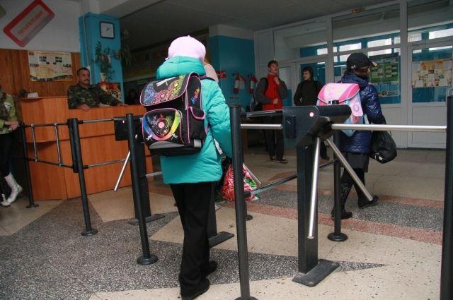 Планируется, что со временем практически все рязанские школы оснастят электронными проходными.