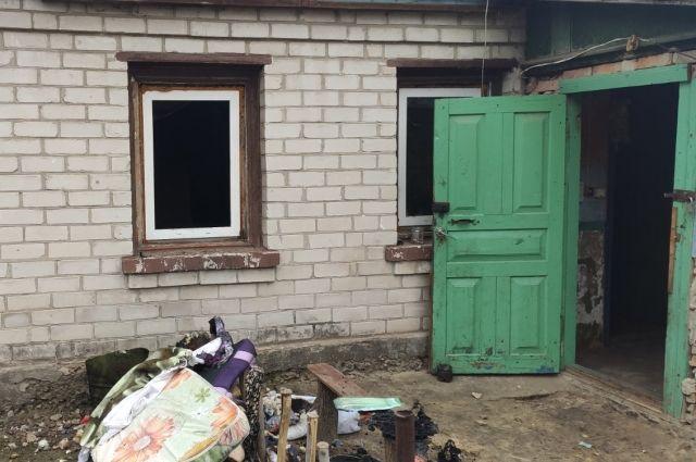 Пожар в Черкасской области: погибли двое детей