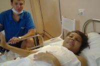 Сергей считает свой поступок долгом перед матерью.