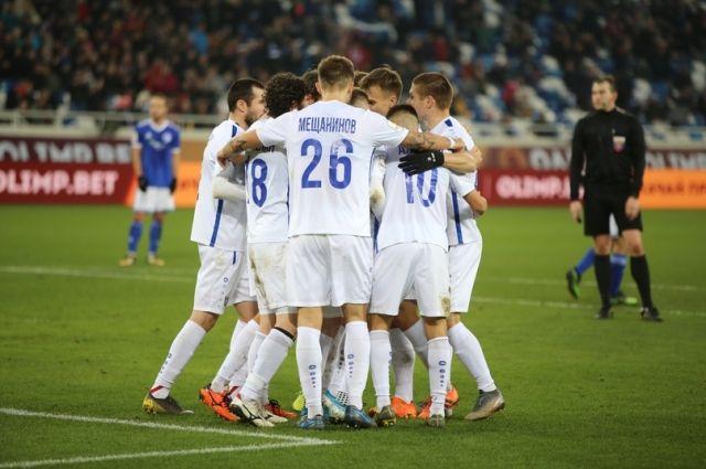 «Балтика» обыграла «СКА-Хабаровск»