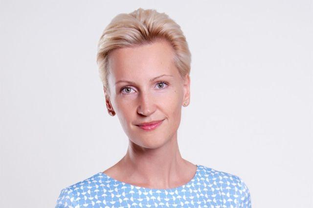 Предприниматель Анна Нестерова.