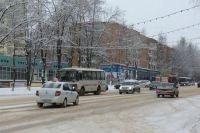 Забастовка водителей в Сыктывкаре была с 13 по 17 ноября.