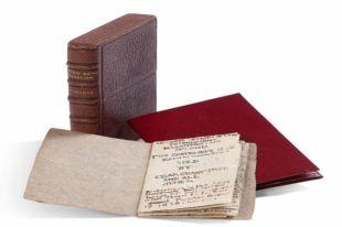 В Париже на торгах рукопись Шарлотты Бронте была продана за 780 тысяч евро