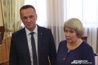 Против кандидатуры Владимира Ильиных не проголосовал ни один депутат.